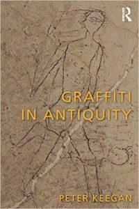 Graffiti in Antiquity book cover