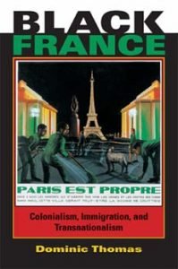 "book cover of ""Black France"""