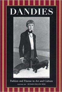 "book cover of ""Dandies"""