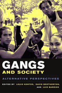 A picture of the book Gangs and Society: Alternative Perspectives