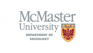 McMaster University logo which depicts a school's crest
