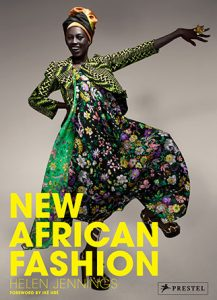 "book cover of ""New African Fashion."""