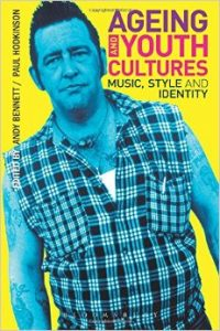 Book cover of Aging and Youth Cultures