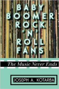 Cover of Baby Boomer Rock'N' Roll Fans
