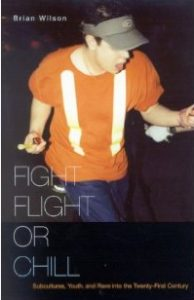 "Cover of ""Fight Flight or Chill"" Book"