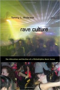 "Cover of ""Rave Culture"" Book"