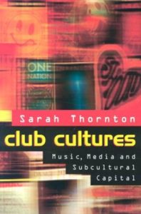 "Cover of ""Club Cultures"" Book"