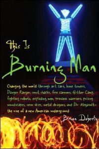 Cover of This is Burning Man book by Brian Doherty