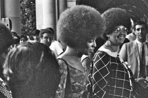 Angela Davis performance 1969