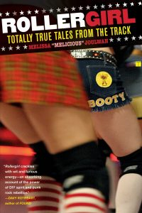 Book Cover showing partial view of two skaters