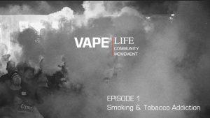 title image of Vape Life Documentary
