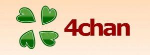 4chan website logo.