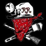 The logo of the far left militia group Redneck Revolt.